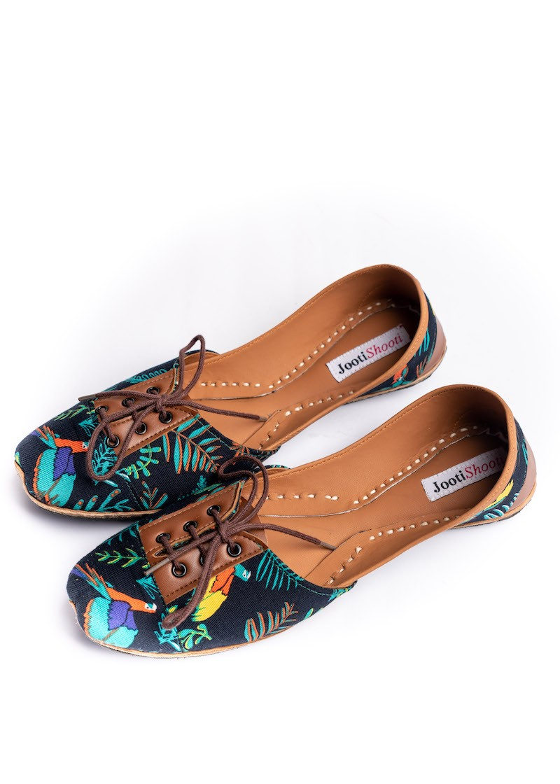 Tropical Forest Lace it Up (Limited Edition)