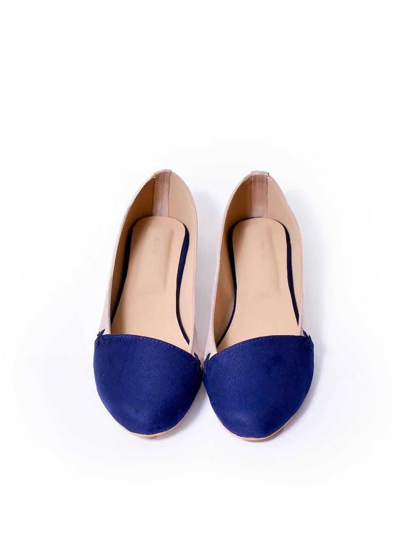 Colour Burst Navy Blue