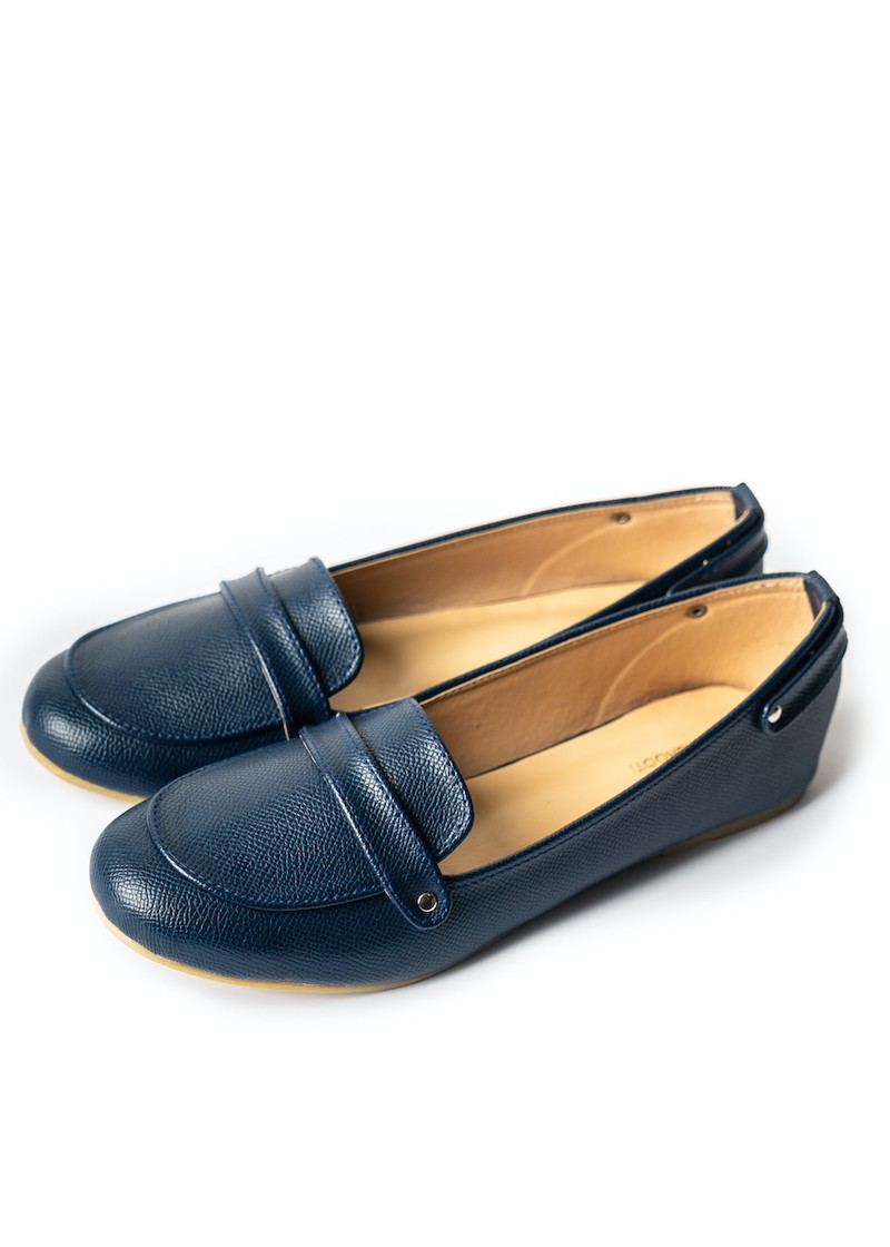 Boss Lady Loafers Blue