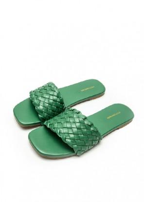 Weave Slides Green