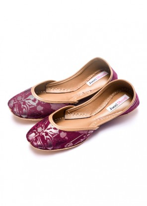 Plum Brocade (Limited Edition)