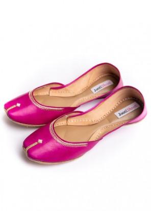 Pink Zarri Khussa