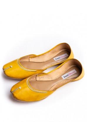 Yellow Zarri Khussa